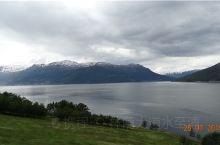挪威峡湾风光