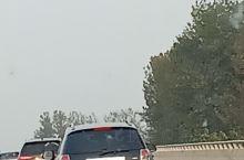 没想到在高速公路上,竟然看到了我喜欢的车牌号码
