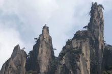 三清山是有名的道教名山,素有小黄山之称。