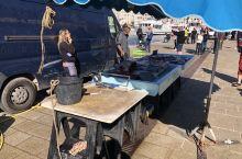 马赛旧港的鱼市
