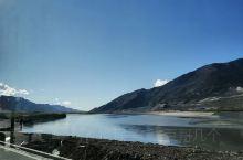 拍摄于西藏山南市101省道雅鲁藏布江