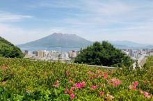 樱岛火山美景