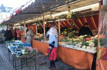 卢森堡的菜市场,虽然小但却非常干净,整齐而有序。不知名的蔬菜看上去很有食欲,当然还是想洗了放锅里热炒