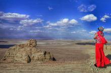 【回顾9月青海西北自由行】俄博梁无际雅丹连绵旷野,只有我们一辆车,六个人,享尽天地间所有的美好。