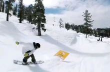 神龙架国际滑雪场——完美炫技