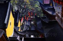 杭州|必去的小众景点,比灵隐寺更美的法喜寺! 一入冬季,就想看江南杭州的雪景,但这几天忍不住来了一趟