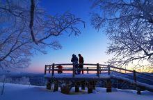 冬季凤凰山