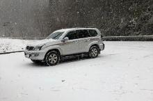 大雪纷飞的日子