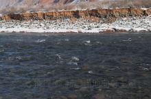 冬日的玛纳斯河大峡谷