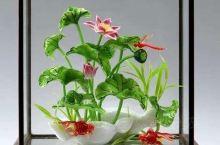 齐鲁大地 琉璃之乡 人文荟萃 寄山水 花鸟 人物等自然之物于晶莹剔透的琉璃之中,