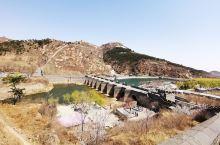 九门口水上长城   这里曾经是李自成大战吴三桂的一片石战场,本来用来防御清军的长城隧道成了吴三桂引清