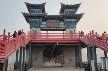 咸阳古渡廊桥