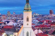 美丽的波兰风格建筑,美丽的东欧艺术长廊,美丽的中统建筑,美丽的蔚蓝海岸和天空,美丽的波兰艺术建筑风格
