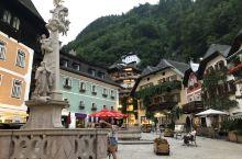哈尔施塔特~人间若有仙境,15年去过广东惠州的哈尔施塔特小镇,知道了她的原型是奥地利的小镇,一直向往