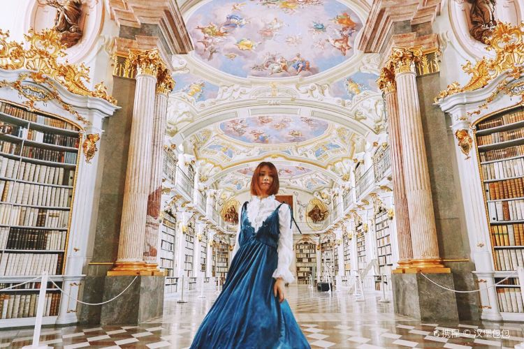 Admont Abbey Library3