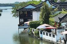 最近自驾游去了朱家角,甪直,同里古镇,江南六大古镇其中三古镇,一口气都跑遍了,久违的旅行感受,真棒。