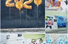 怡保新街场后巷壁画  游走怡保新街场后巷壁画 怡保新街场后巷壁画和旧街场壁画不在同一个地方,大概隔了