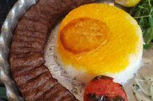 一些美味的伊朗食物。
