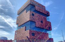 安特卫普新的天际线讲述了欧洲第二大港口的故事Antwerp new skyline tells th