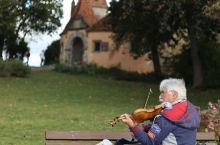 陶伯河上游的罗滕堡,一日游,非常传统中世纪的小镇,安静祥和