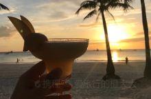 最后一晚的日落,拜! 长滩岛探索海滩度假村(Discovery Shores Boracay)