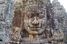高棉的微笑,柬埔寨暹粒(siem reap),吴哥城(Angkor Thom)里面的巴戎寺(Bayo