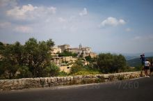 法国南部的著名石头城