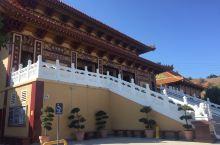 洛杉矶哈仙达岗的佛光山西来寺