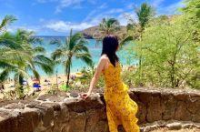夏威夷Vlog1-自驾租车,恐龙湾浮潜  去夏威夷的那天我们不到五点就起床去赶飞机,即使很困有时差但