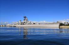 珍珠港~二战时期的密苏里战舰