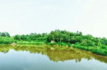 """一个名叫""""天堂""""的村庄,真的美如天堂! 这是信阳市十三里桥乡一个沿河的村庄,位于南湾湖水库边,是真的"""