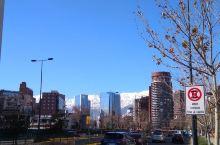 夏天去智利,人家是冷冷的冬天哦