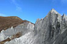 道孚八美 冬天的墨石公园 国庆的第一场雪
