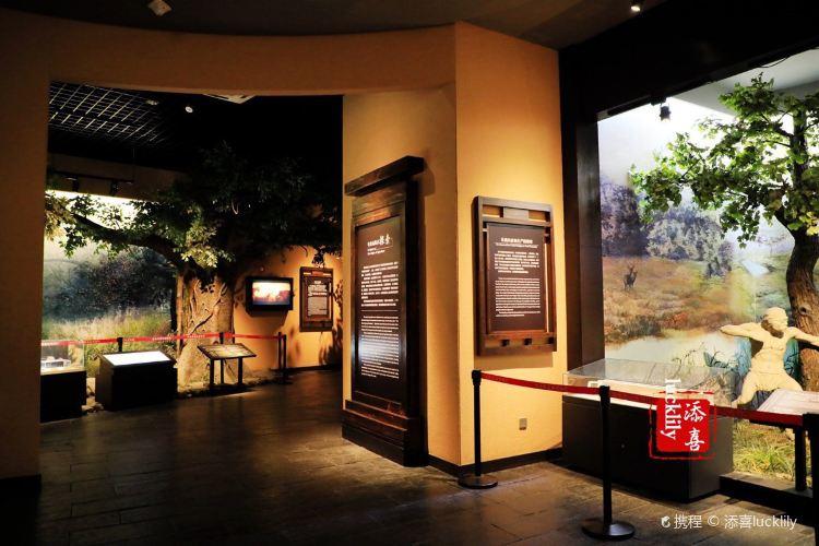 Kuahu Bridge Relic Site Museum (East Gate)1