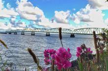 #飞跃美国最长的阿斯托里亚跨海大桥#  阿斯托里亚跨海大桥(Astoria-Megler Bridg