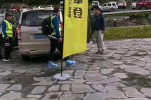 今天是四姑娘山登山节,来了好多人啊!