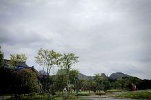 一个比较小众的丹霞地貌游览区,里面的风景都是小动物,挺可爱。人流量也不算少了。