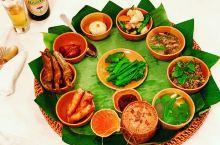 Kualao,是当地知名的旅游餐厅,虽然性价比并不出色,其呈现的老挝美食概念却绝对是刚落地游客的入门