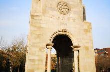 #两万步之大学系列二天津大学#那天为啥走了两万多步呢,因为南开和天大连着很难分出你我,这两期旅拍的照