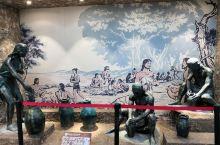 南京雨发生态园里面新开放的龙马遗址,对于几千年前生活在这里的龙马人的生产生活进行了一个很好的还原,纪