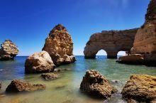 你要相信,这世界总有人活成你想要的样子,自驾在葡萄牙南部阿尔布费拉,来到全球最美的十大海滩之一的海军