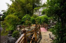 从密印寺粗来,接下来就是找个好酒店休息了。我入住的是宁乡沩山温泉山庄,离密印寺不过百米之遥,还能够提