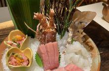 不错的日料自助 生鱼片很新鲜