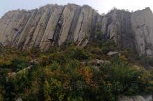 1.1亿年的火山口,单边倒挂长城,明代长城砖窑遗址,板厂峪景区一个还未完全商业化的地方。