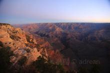 在大峡谷南缘的mother view point 看日出,日落和星空