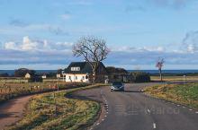 风景如画的海滨村庄默勒Mölle,是瑞典最早的海滨度假胜地之一,漫步在街头巷尾仿佛时间都静止了,我想