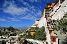 【西藏行记4】布达拉宫  去西藏,去拉萨,布达拉宫无疑都是最期待的目的地。  位于拉萨市中区的布达拉