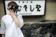 时光是单行道过去了 回不来  两年了 奈良公园