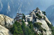 西岳华山——天下第一奇险山峰