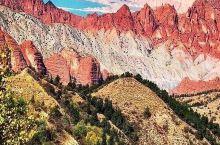 青海坎布拉国家森林公园位于青海省黄南藏族自冶州尖扎县境内,为国家级森林公园,被国家旅游局评为4A级景